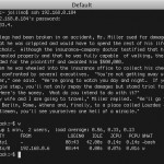 VirtualBox headless, SSH